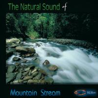 The Nature Sounds of MOUNTAIN STREAM [CD] Goodall, Medwyn