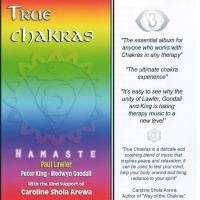 True Chakras [CD] Namaste - Lawler&King&Goodall