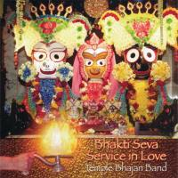 Bhakti Seva - Service in Love [CD] Temple Bhajan Band