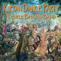Kirtan Dance Party [CD] Temple Bhajan Band