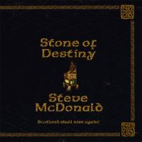 Stone of Destiny [CD] McDonald, Steve