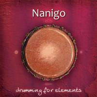 Drumming for Elements [CD] Nanigo