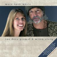 More than Music - The Deva Premal & Miten Story (Buch+CD) Deva Premal & Miten
