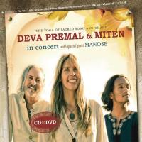 In Concert [CD+DVD] Deva Premal & Miten
