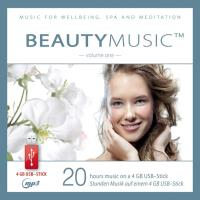BEAUTY MUSIC Vol. 1 (4 GB USB-Stick) V. A. 20 Std./hours Music - 320 kb MP3 Audio