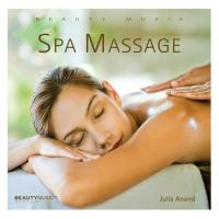 Spa Massage (CD) Anand, Julia