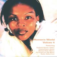 Women's World Voices Vol. 4 [CD] V. A. (Blue Flame)