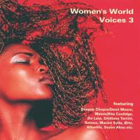 Women's World Voices Vol. 3 [CD] V. A. (Blue Flame)