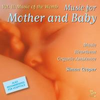 Music of the Womb for Babies & Parents [CD] Cooper, Simon