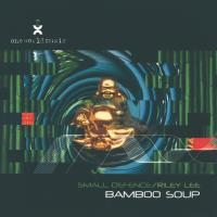 Bamboo Soup [CD] Small Defence & Lee, Riley