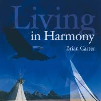 Living in Harmony [CD] Carter, Brian