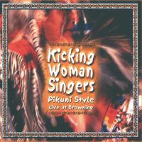 Pikuni Style - Live at Browning [CD] Kicking Woman Singers