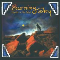 Spirits in the Wind [CD] Burning Sky