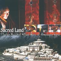 Sacred Land - Tibetan Buddhist Ritual Music [CD] V. A. (Canyon Records)