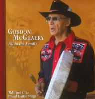 All in the Family [CD] McGilvery, Gordon