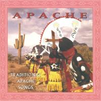 Apache - Traditional Apache Songs [CD] Cassadore, Philip & Patsy u.a.