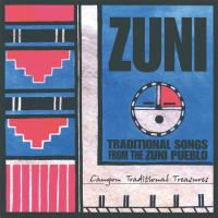 Traditional Songs from the Zuni Pueblo [CD] Zuni