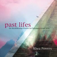 Past Lifes [CD] Powers, Rhea