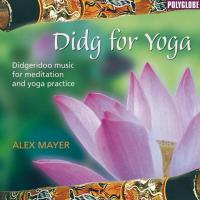 Didg for Yoga [CD] Mayer, Alex