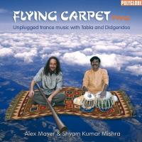 Flying Carpet Vol. 2 [CD] Mayer, Alex & Shyam Kumar Mishra