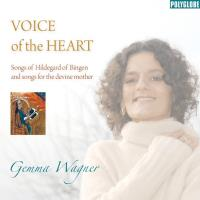 Voice of the Heart [CD] Wagner, Gemma