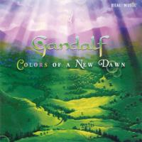 Colors of a New Dawn [CD] Gandalf