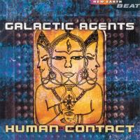 Human Contact [CD] Galactic Agents