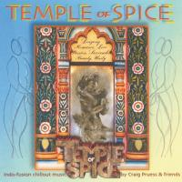 Temple of Spice [CD] Pruess, Craig
