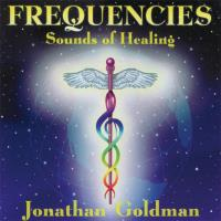 Frequencies - Sounds of Healing [CD] Goldman, Jonathan