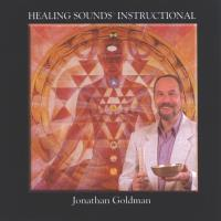 Healing Sounds Instructional (englisch) (CD) Goldman, Jonathan