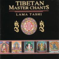 Tibetan Master Chants [CD] Lama Tashi