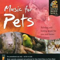 Music for Pets [CD] Mind Body Soul Series