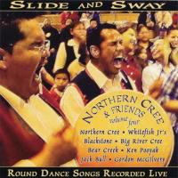 Slide and Sway [CD] Northern Cree
