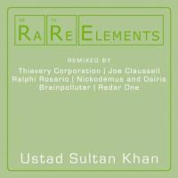 Rare Elements [CD] Khan, Ustad Sultan