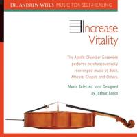 Increase Vitality [CD] Leeds, Joshua & Weil, Andrew