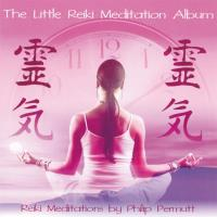 Little Reiki Meditation Album (CD) Permutt, Philip