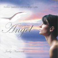 Healing with your Guardian Angel [CD] Newcomb, Jacky