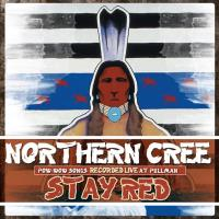 Stay Red [CD] Northern Cree