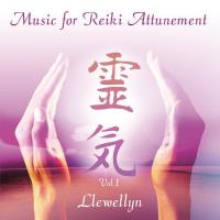 Music for Reiki Attunement [CD] Llewellyn