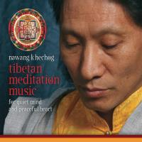 Tibetan Meditation Music [CD] Khechog, Nawang
