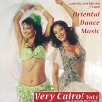 Very Cairo! Vol. 1 - Oriental Dance Music [CD] Live Orchestra from Cairo