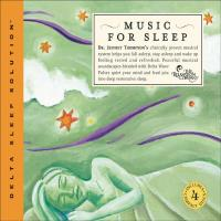 Music for Sleep [4CDs] Thompson, Jeffrey Dr.