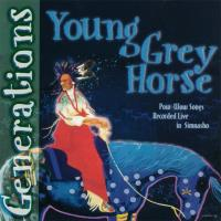 Generations [CD] Young Grey Horse
