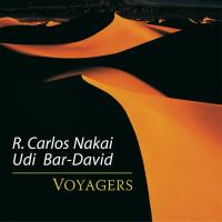Voyagers (CD) Nakai, Carlos & Bar-David, Udi