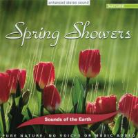 Spring Showers [CD] Sounds of the Earth - David Sun