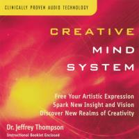 Creative Mind System Vol. 1 [CD] Thompson, Jeffrey Dr.