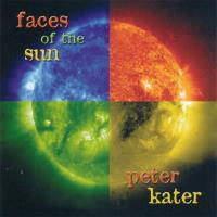Faces of the Sun [CD] Kater, Peter