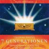 7 Generations [CD] Young, Thomas
