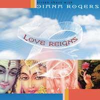 Love Reigns [CD] Rogers, Diana