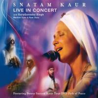 Live in Concert [CD+DVD] Snatam Kaur